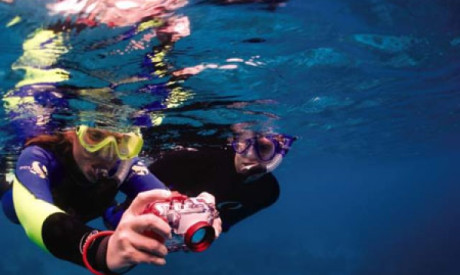 Digital Underwater Photographer (level 1)