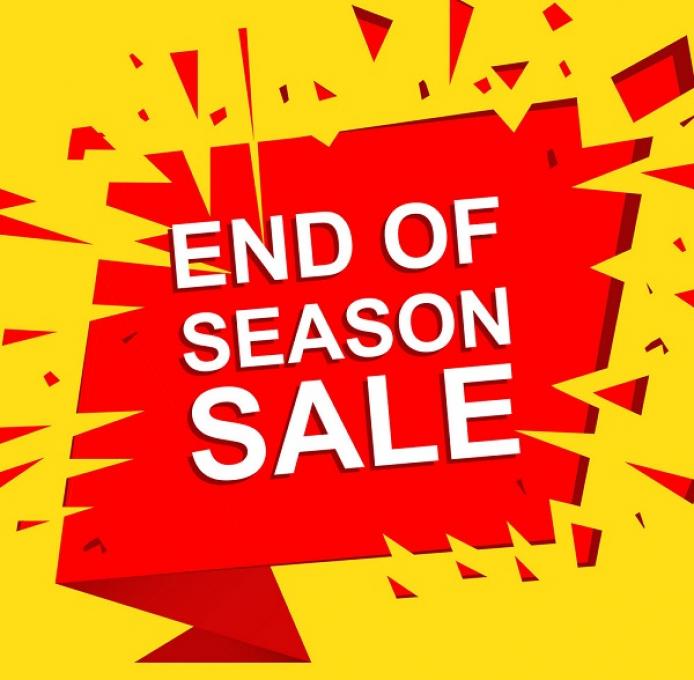 End of 2019 summer season