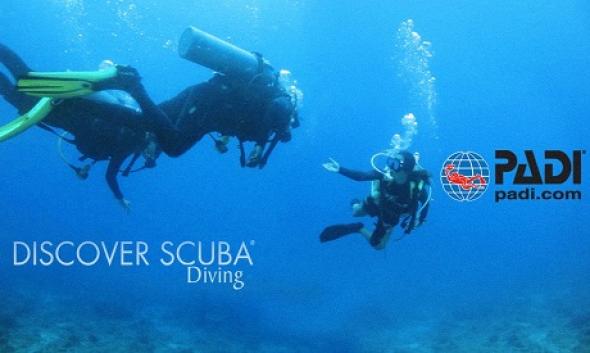 PADI Discover Scuba Diving / Private SILVER