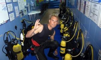 diving season 2014
