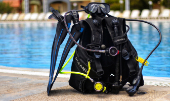 Our diving equipment