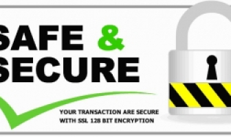 SSL secure payment enabled